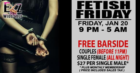 Fetish Friday Party