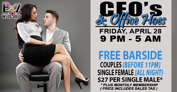 CEO's & Office Hoes Party
