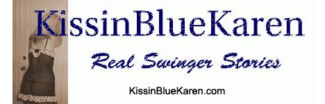 Kissin Blue Karen