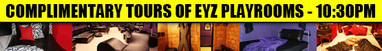 COMPLIMENTARY TOURS OF EYZ PLAYROOMS