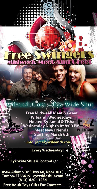 Eyz wide shut swinger sex club tampa meet and greet midweek meet greet m4hsunfo